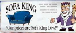 Sofa King ad
